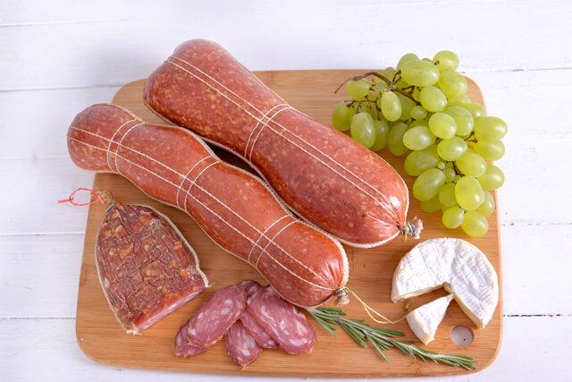 Фиброузные оболочки для колбасы шитые от компании CASETEX