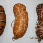 Оболочка текстильная «Синюга» камуфляж, копчение, шоколадная мозаика 3 вида